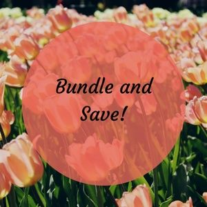 30% off a bundle of 3 or more!